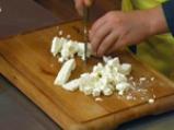 Торта от тиквички със спанак 4