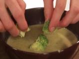 Супа от броколи и шамфъстък  6