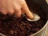 Тъмен шоколадов чийзкейк