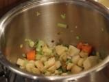 Пилешка супа с бяло вино 4
