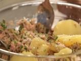 Картофена салата с риба тон 4