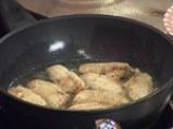 Барбун с песто от сушени домати и картофи 4
