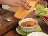 Доматена супа с нахут 6