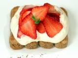 Лесно тирамису с ягоди