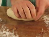 Домашна паста с плънка от кайма