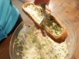 Хлебни лодки с яйца, бекон и лук 4