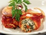 Пилешки руладини в доматен сос