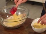 Царевичен кейк с мед и лимони 2