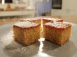Царевичен кейк с мед и лимони 8