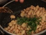 Топла бобена салата 3