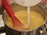 Бърз тарт с лимонов крем 8