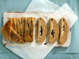 Пълнозърнест хляб с пилешко и моцарела