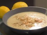Гръцка пилешка супа