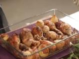 Мариновани пилешки бутчета на фурна 6