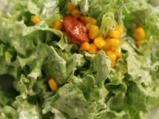Зелена салата с пикантна салца 4