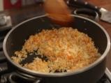 Пиле с ориз и коприва на фурна 4