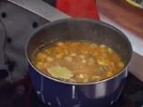 Млечна супа с печурки 3