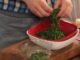 Рибени пелмени със сос от коприва 4