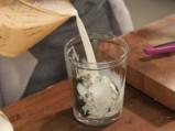 Рибени пелмени със сос от коприва 9