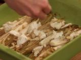 Цикория с козе сирене и кедрови ядки 3