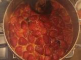 Шотландски палачинки с ягодово сладко 3