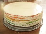 """Торта """"Дъга"""" 8"""