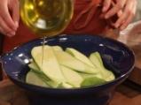 Лазаня от тиквички с три вида сирена