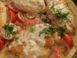 Пилешки гърди със сос от маскарпоне 5