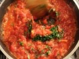 Скариди с доматен сос  3