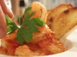 Скариди с доматен сос  5