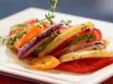 Провансалски зеленчуков гювеч