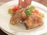 Пилешки бутчета с дип от нахут 5