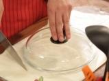 Обърнат сладкиш с праскови 2