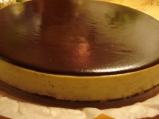 Бананов чийз кеик с шоколад