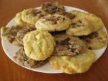 Бисквитки с парченца шоколад ( Събуей )