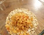Ябълкови бисквити с гауда 2