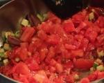 Печени есенни зеленчуци на кора 8