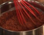 Домашен течен шоколад с кокос