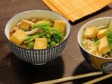 Люта супа с нудли и пилешко