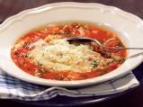 Пикантна доматена супа