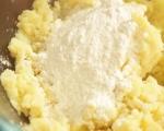 Накъсана картофена палачинка  2