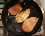 Пилешко с пюре от целина и моркови 3