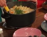 Ориз с кореноплодни зеленчуци 3