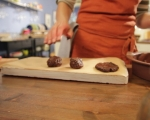 Шоколадови сладки без печене 3