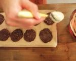 Шоколадови сладки без печене 4