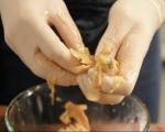 Пилешка супа с магданозени кнедли 3