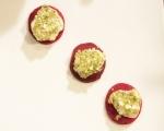 Равиоли от червено цвекло с козе сирене 6