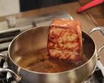 Свинско печено с червено зеле
