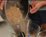 Супа с оризови спагети и скариди  5