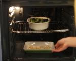 Салата от печени броколи и бадеми 5